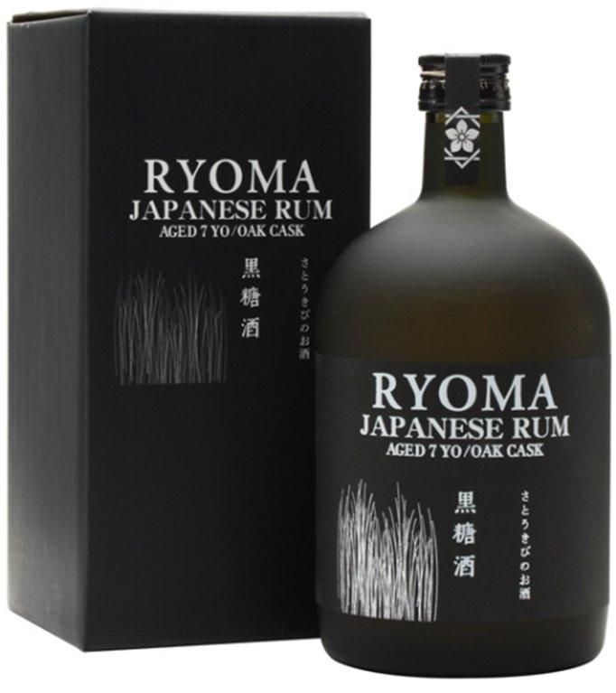 Ryoma Japanese Rum 7 Years