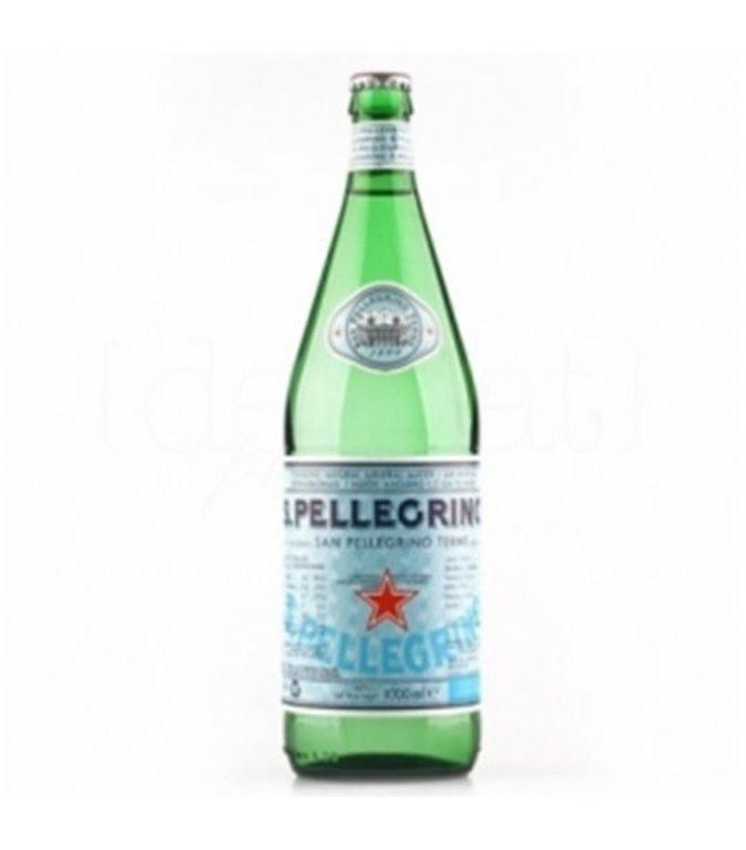 S.Pellegrino con gas (cristal) 50cl. S.Pellegrino. 24un.