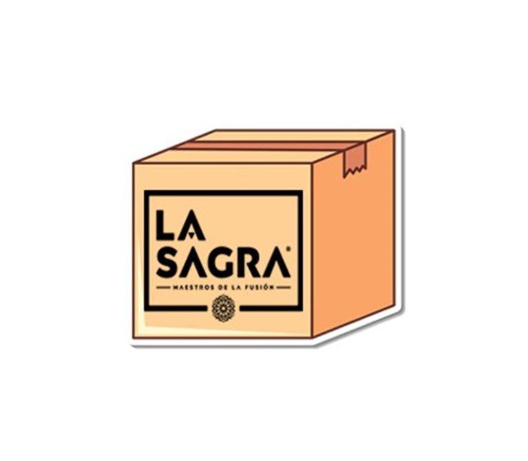 Sagra Cesta De Madera. Degustación Cervezas Sagra (12 Uds), 1 ud