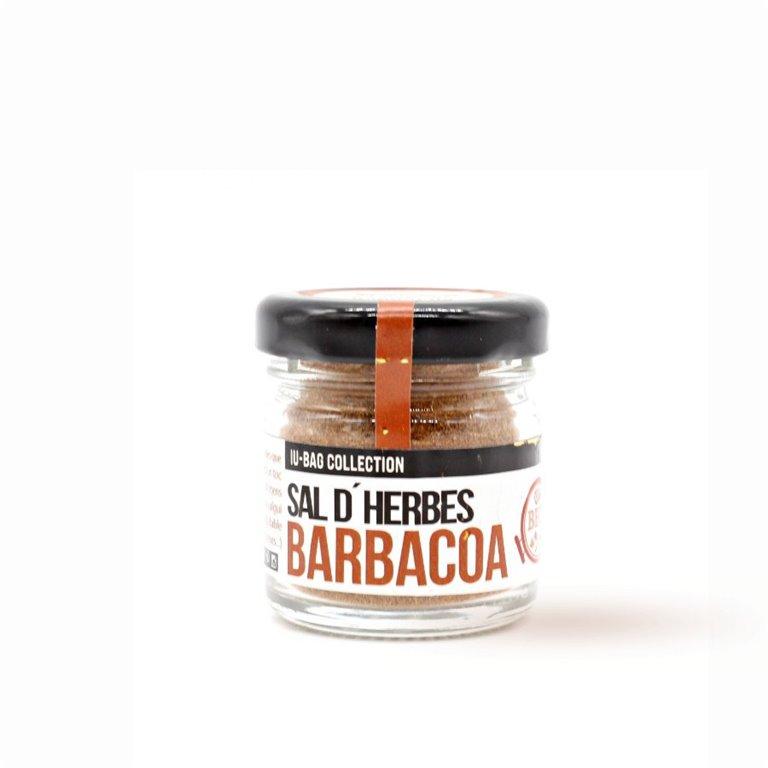 Sal de Hierbas Barbacoa 15 gr, 1 ud
