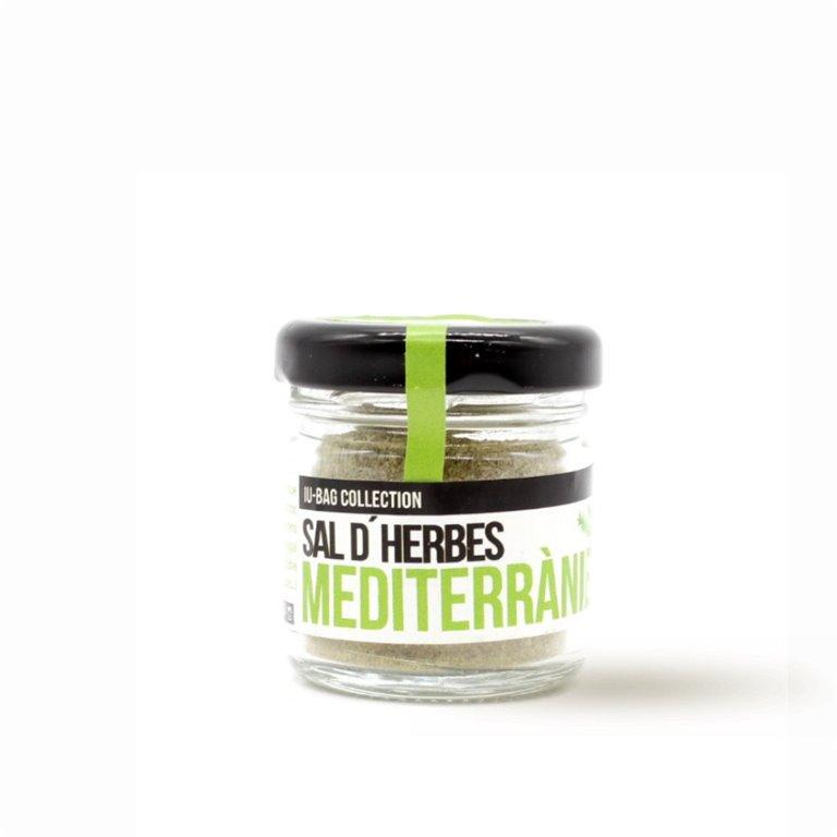 Sal de Hierbas Mediterráneas 15 gr, 1 ud