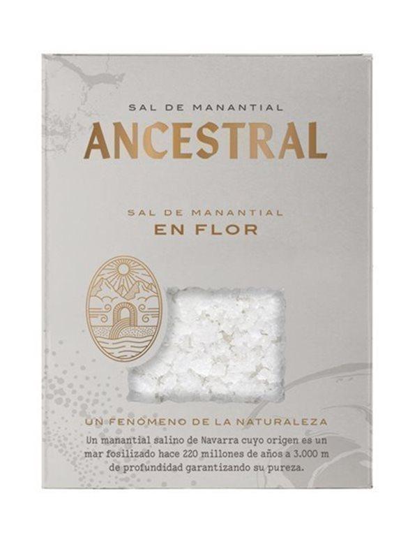 Sal de Manantial en Flor 150g, 150 gr