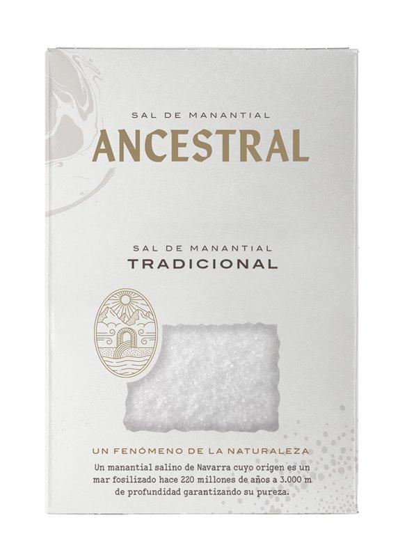 Sal de Manantial Tradicional 300g, 300 gr