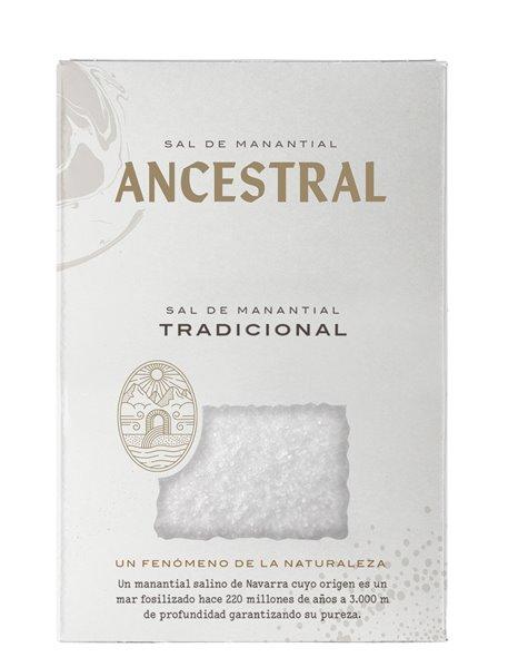 Sal de Manantial Tradicional 300g