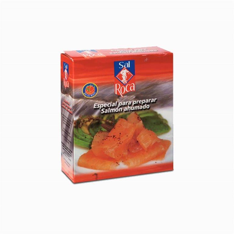 Sal Especial para preparar Salmón ahumado Sal Roca 1 kg