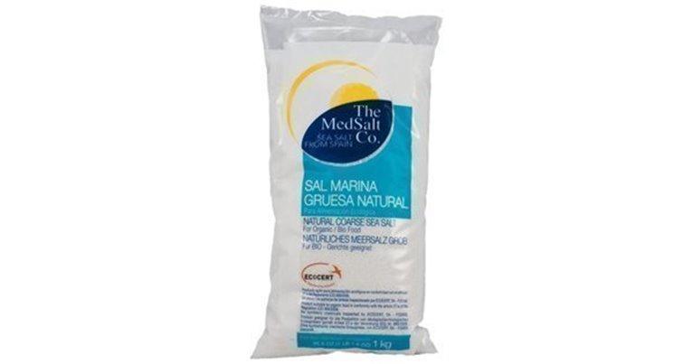 Sal gruesa marina, 1 kg