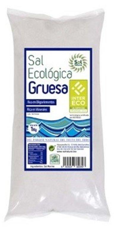 Sal Gruesa Marina del Delta del Ebro Bio 1kg