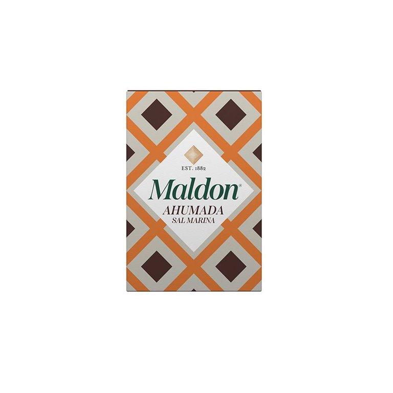 Sal Marina Ahumada 125 g Maldon
