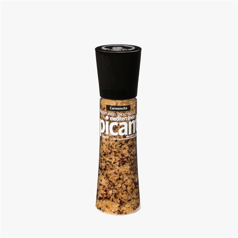 Spicy Mediterranean salt 320 g Carmencita
