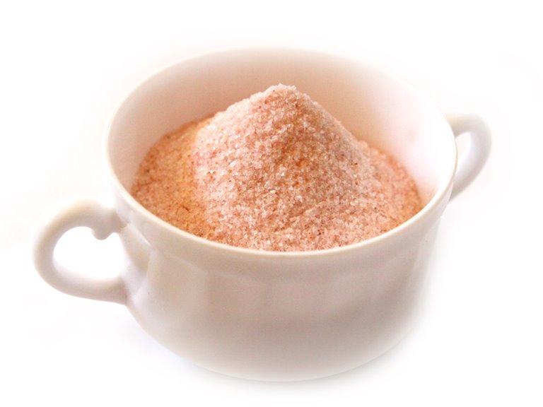 Sal rosa del Himalaya a granel (fina)