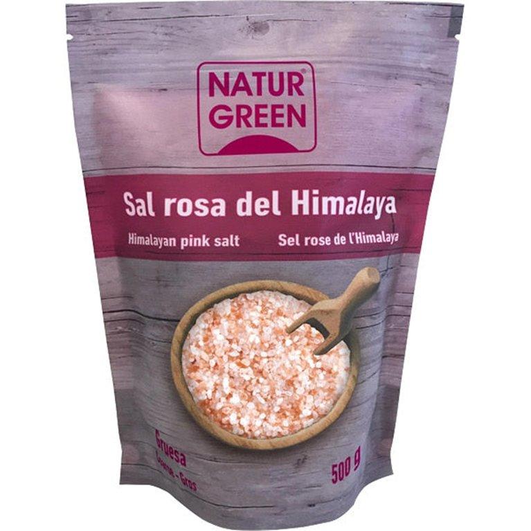 Sal Rosa del Himalaya Gruesa 500g