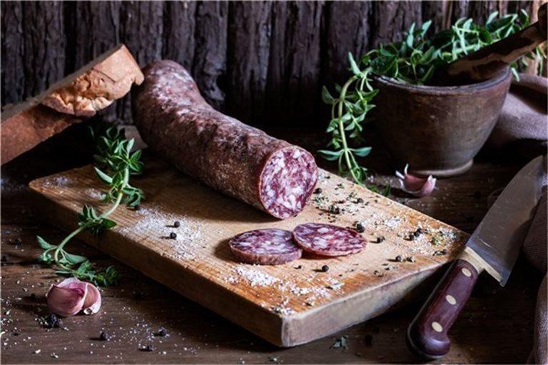 Salchichon cular bellota Ibérico
