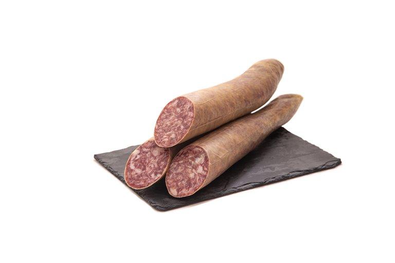 Salchichón Ibérico de Cebo Guijuelo, 500 gr