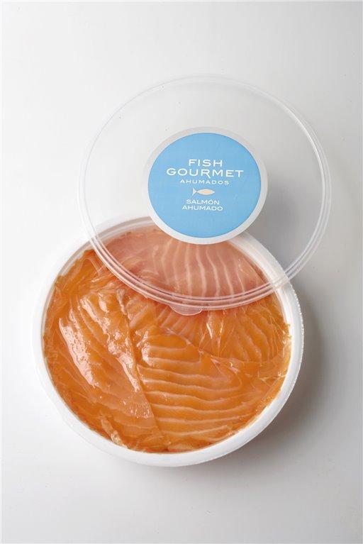 Smoked Salmon 350 grs