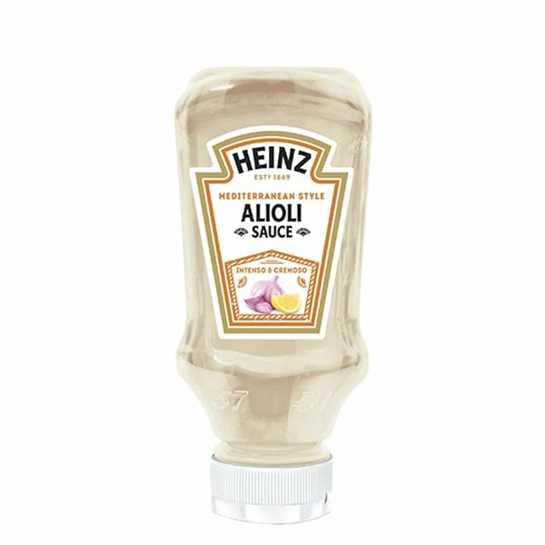 Salsa Alioli Heinz - 215g