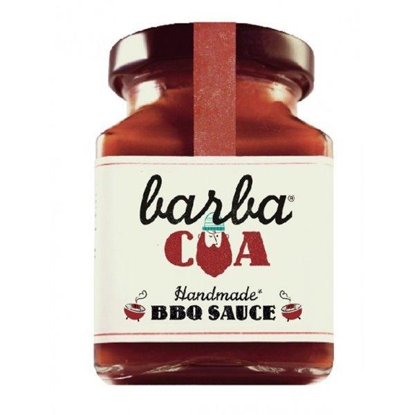 Salsa Barbacoa Handmade Barba Roja 200 ml.