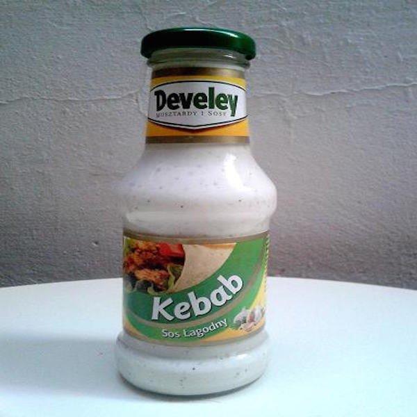 Salsa blanca para Kebab