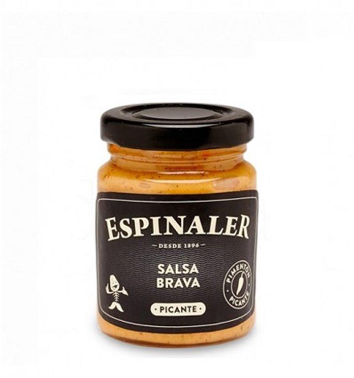 Salsa Brava Espinaler 140gr