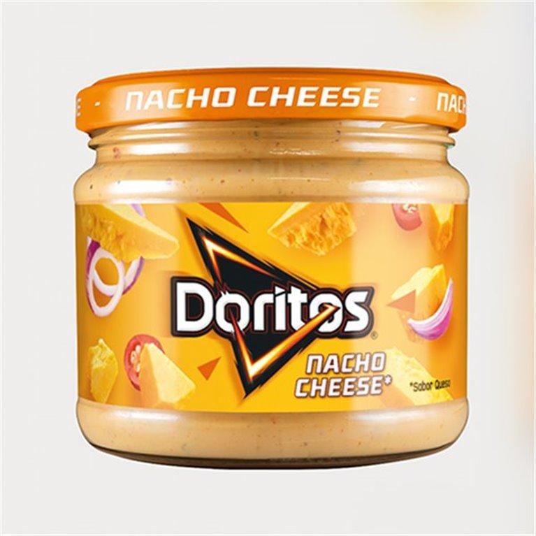 Cheese Sauce 3D Doritos
