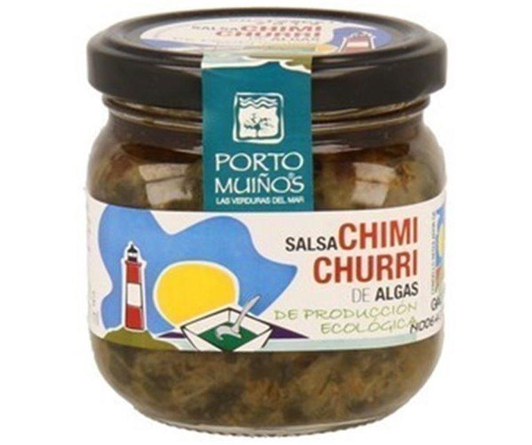 Salsa Chimichurri algas, 170 gr
