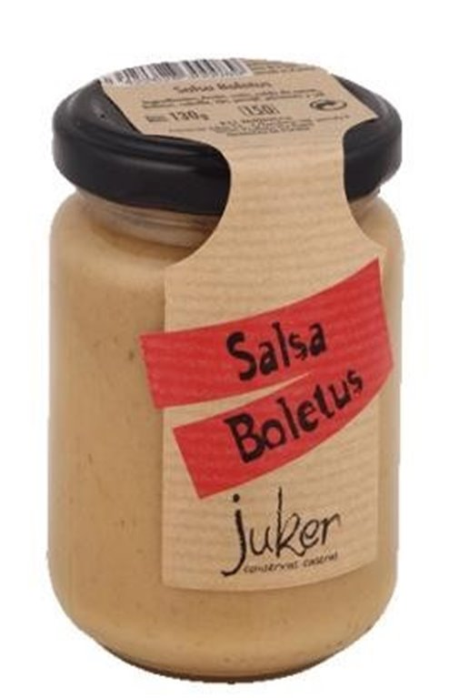 Salsa de Boletus Juker