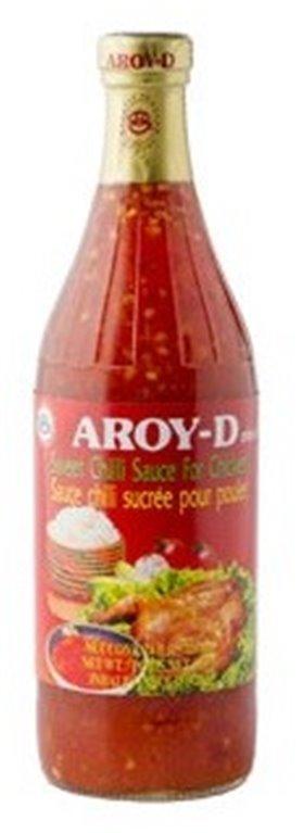 Salsa de Chile Dulce para Pollo 550g, 1 ud