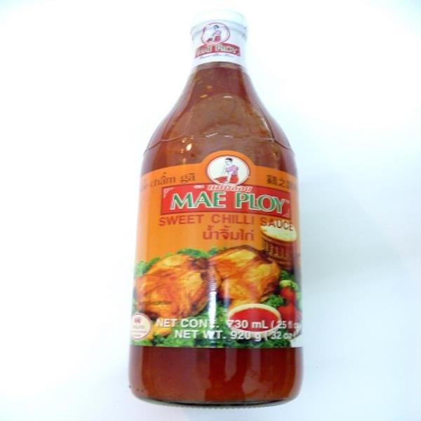 Salsa de chile dulce thai 730ml
