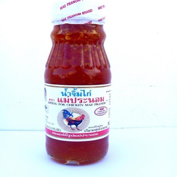 Salsa de chile dulce thai mediana