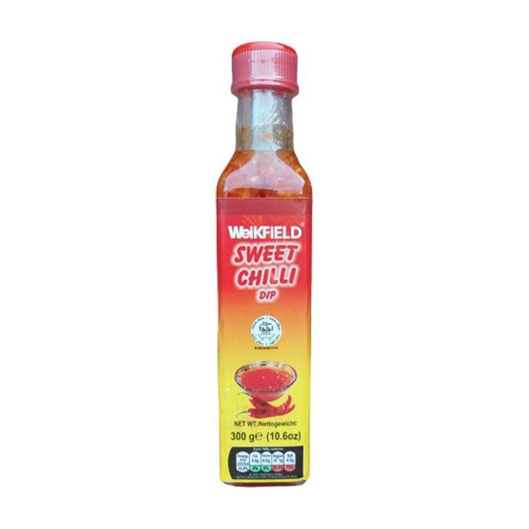 Salsa de Chile Rojo Dulce 300g