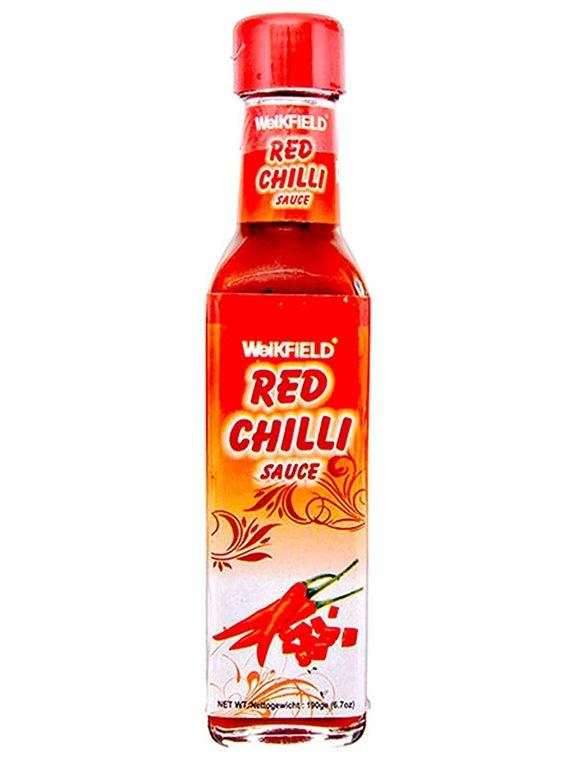 Salsa de Chile Rojo Picante 265g