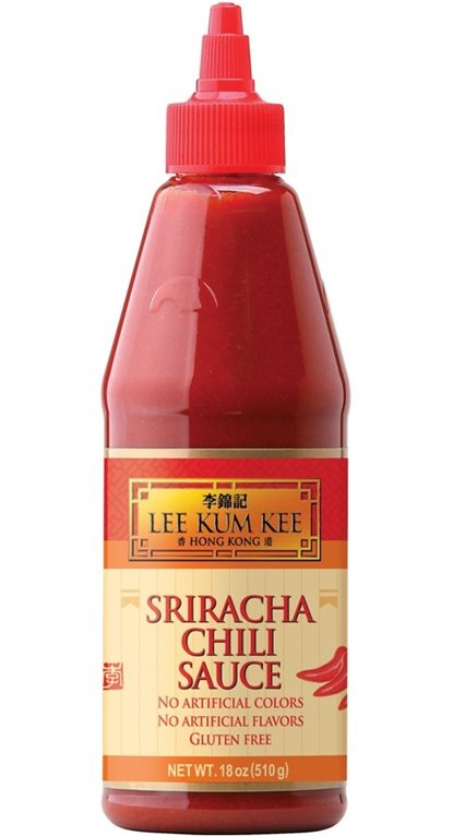 Salsa de Chile Sriracha 430ml