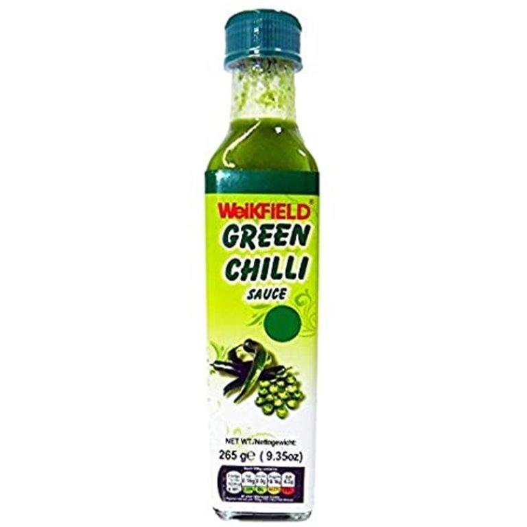 Salsa de Chile Verde 265g