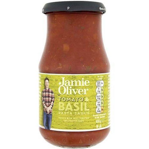 Salsa de Pesto Chili y Ajo 190g Jamie Oliver