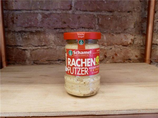 Salsa de Rábanos alemana 140g