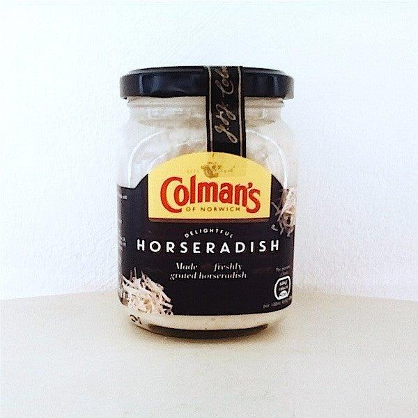 Salsa de Rábanos Horseradish Collamn's