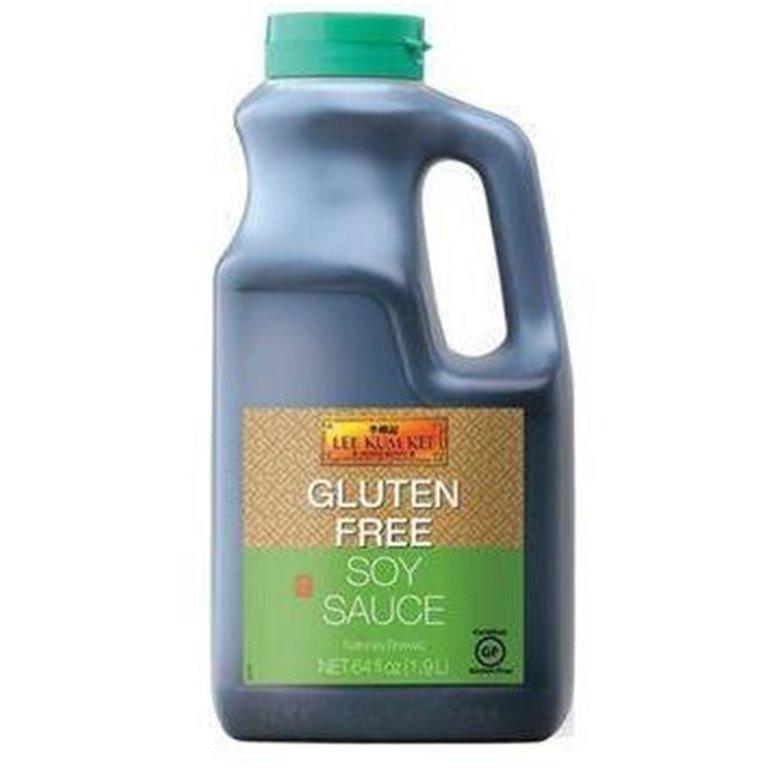 Salsa de Soja Light Sin Gluten 1,9L