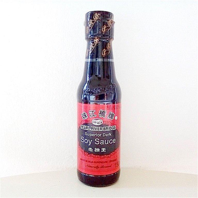 Salsa de soja oscura dark 150ml