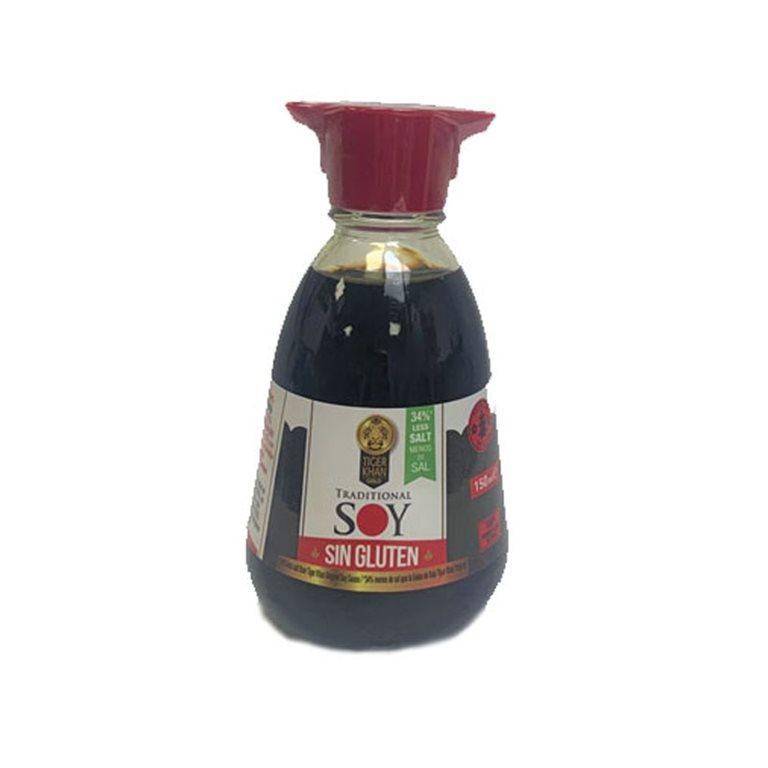 Gluten-free soy sauce