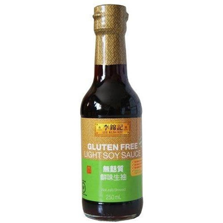 Salsa de Soja Suave (Light) Sin Gluten 250ml, 1 ud