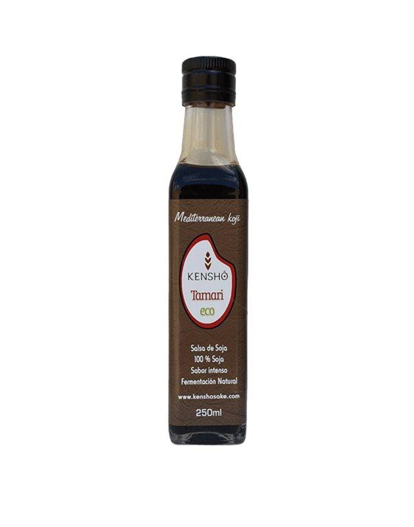 Salsa de soja Tamari 100% soja BIO - Kensho