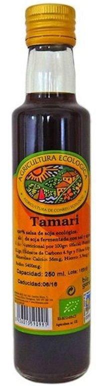 Salsa de Soja Tamari Bio 250ml