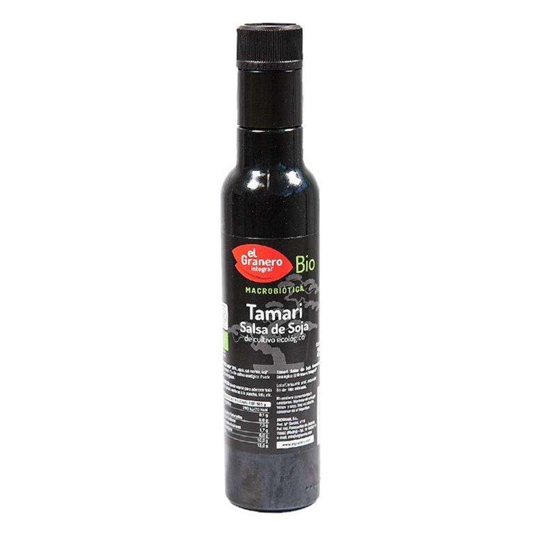 Salsa de Soja Tamari Bio 500ml