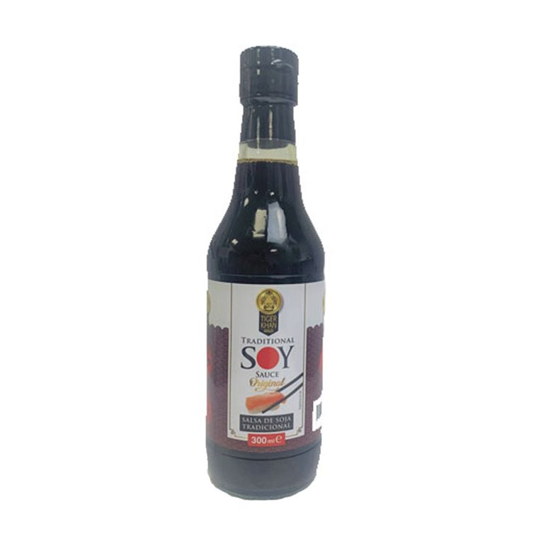 Traditional soy sauce