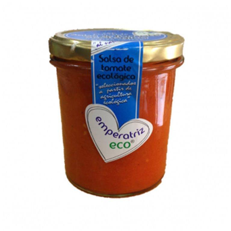 Salsa de Tomate con Pimiento Ecológica, 1 ud