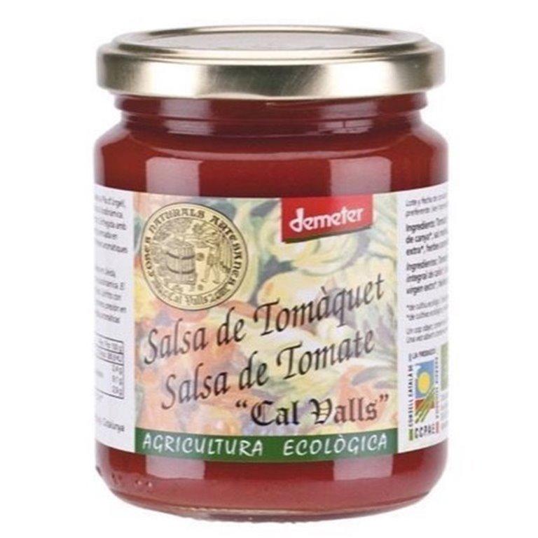 Salsa de tomate demeter, 1 ud