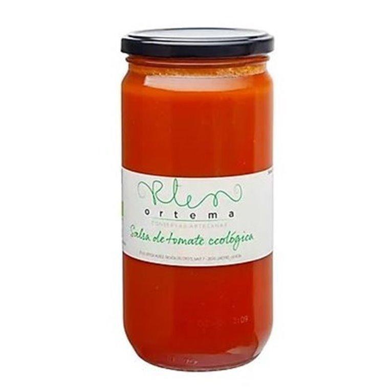 Salsa de Tomate Ecológica  Frasco 720 ml