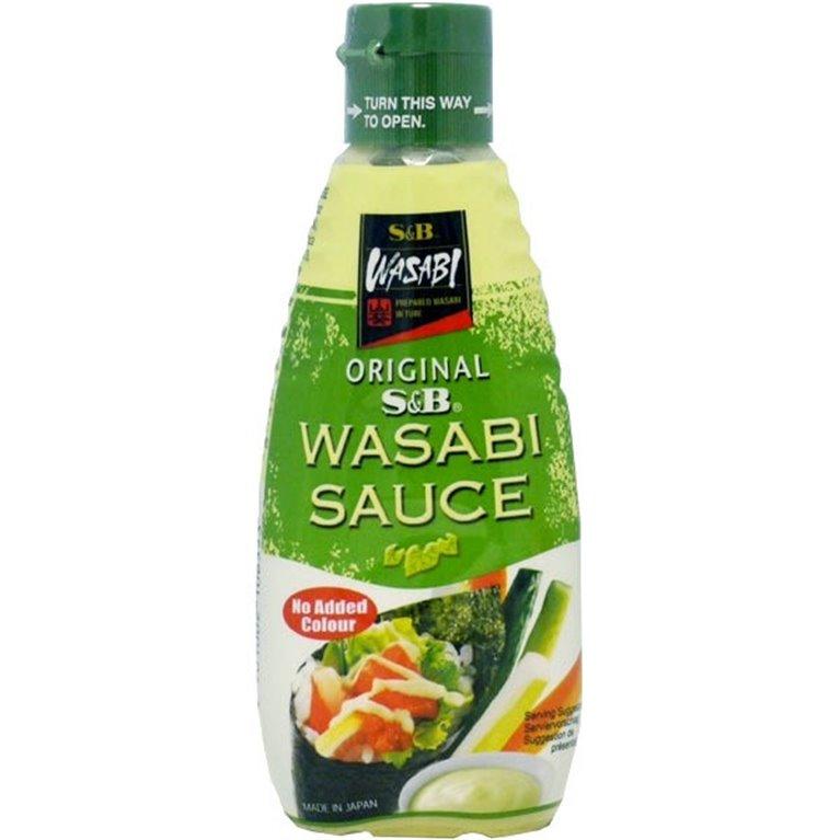 Salsa de Wasabi 170g, 1 ud
