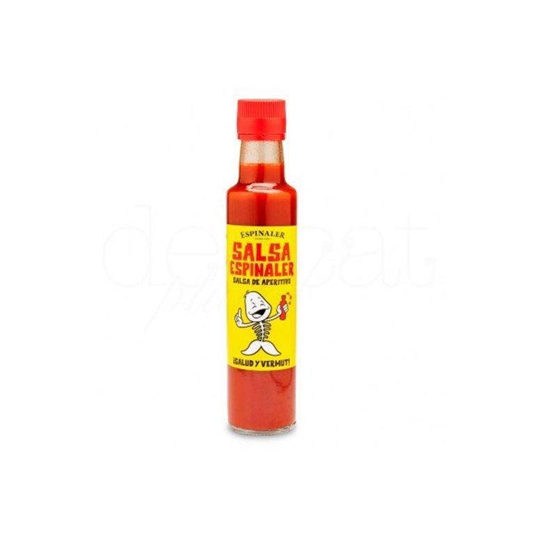 Salsa Espinaler para Aperitivos 250 ml., 1 ud