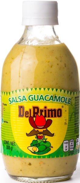 Salsa Guacamole Del Primo 300g