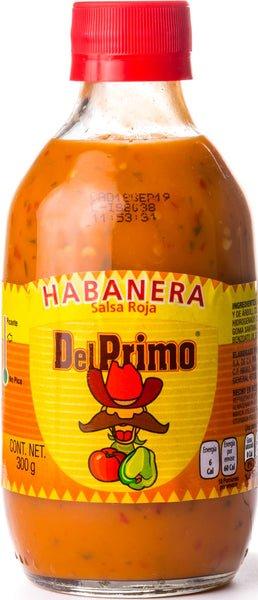 Salsa Habanera Del Primo 300g